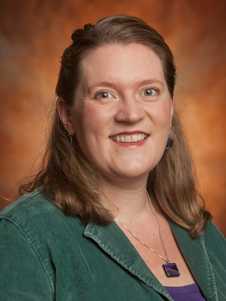 Lauren Myers, associate editor of Monograph Matters