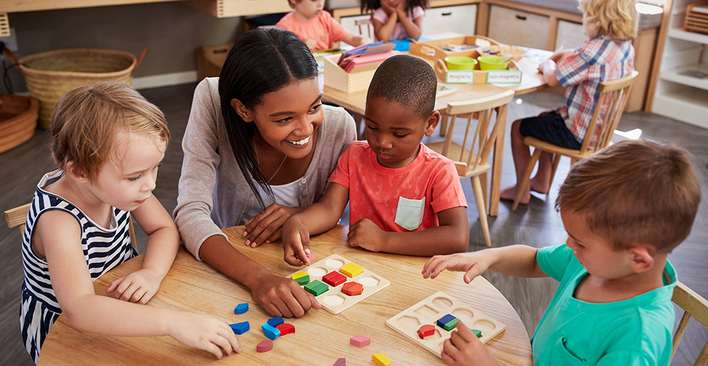 Effects of Prekindergarten Curricula: Tools of the Mind as a Case Study